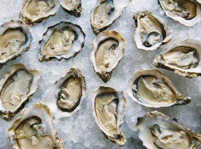 Oysters on the first weekend of summerperfection! Summer Seafood Rothmannshellip