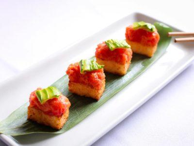Crispy Rice Spicy Tuna goodness   NewYork LongIsland Sushihellip